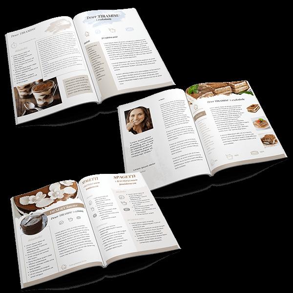 ebook szablony kulinarne